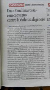 GAZZETTA DEL MEZZOGIORNO 14 NOV. 2017