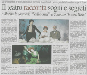 Nuovo Quotidiano di Puglia 10 marzo 2017